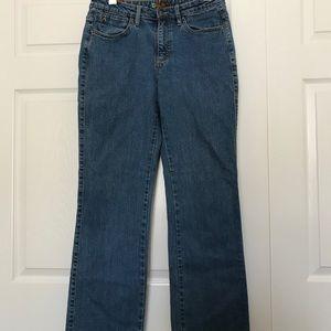 Wrangler Aura Jeans size 8 short rise